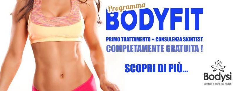 BodyFit il programma completo per ritrovare la forma perfetta